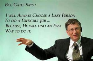 Bill Gates và những câu nói bất hủ.