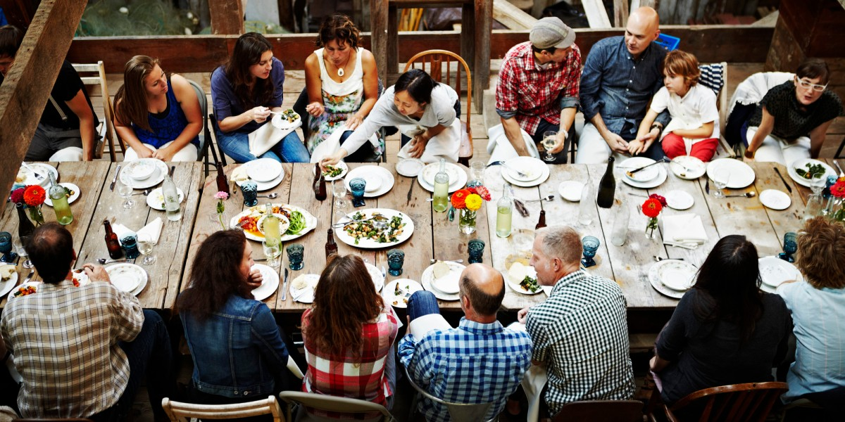 Những nghi thức xã giao nhất định phải biết dùng trong các bữa tiệc