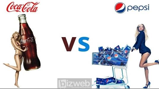 Coca-Pepsi những chiêu quảng cáo dìm hàng